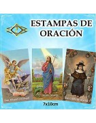 Estampas de oración