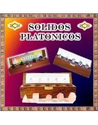 Pack solidos platónicos