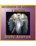 Incienso en varilla ángeles y santos